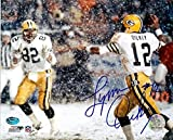 Autograph Warehouse 34575 Lynn Dickey Signed 8 x 10 Photo Green Bay Packers Image No. 2