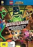 Lego DC Comics Superheroes: Justice League: Gotham City Breakout [Original Movie] [NON-USA Format / PAL / Region 4 Import - Australia]