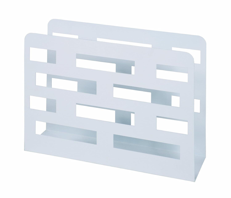 HAKU, Portariviste, Bianco (weiß), 35 x 10 x 26 cm HAKU Möbel 44398