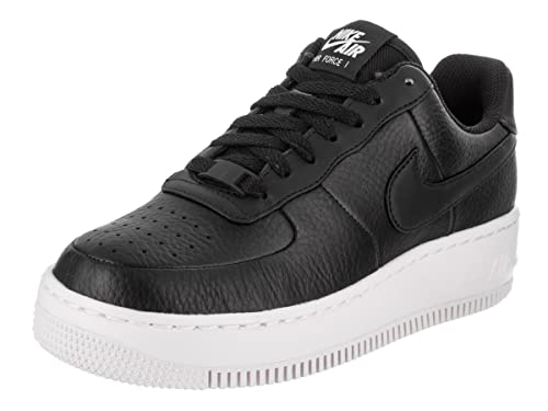 | Nike Woman AIR Force 1 UPSTEP BlackWhite
