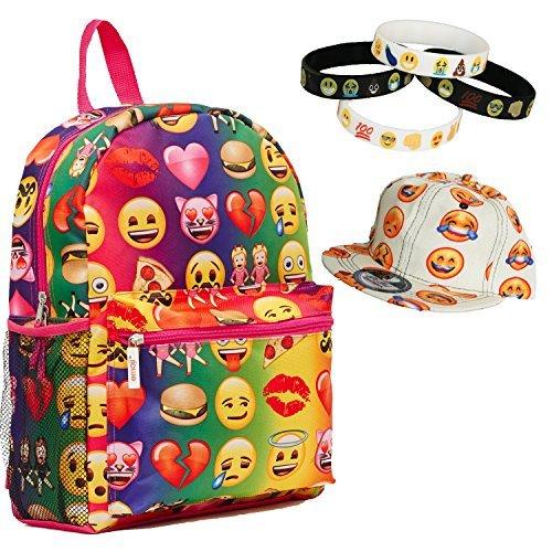 [Emoji Backpack 16