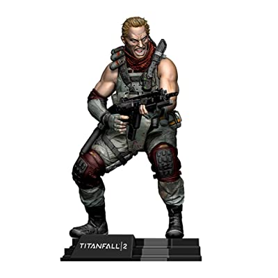 McFarlane Toys Titanfall 2 Blisk 7 Collectible Action Figure: Toys & Games