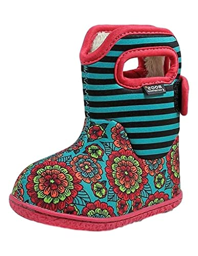 769fdd1cb1 Bogs 718661 Infant Classic Choo Choo Dark Navy, 100% waterproof wellington  boots with snuggly warm lining