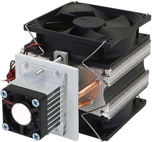 Presentimer 12V pequeño circulación de Agua congelador ...