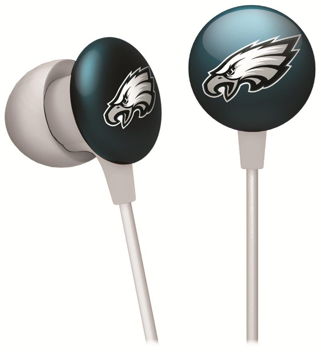 NFL Officially Licensed Ihip Earbuds (Philadelphia Eagles)