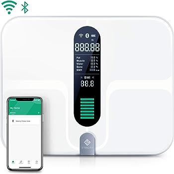 Etekcity WiFi Smart SB Rechargeable Bluetooth Body Fat Scale