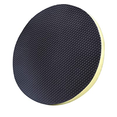 "JIANFA Clay Bar Pad 6"" Fine Grade Clay Pad for Polisher Clay Disc Clay Bar Wipe Foam Pad DA Polisher Pad for Car Detailing, Novel Detailing Tool: Automotive"