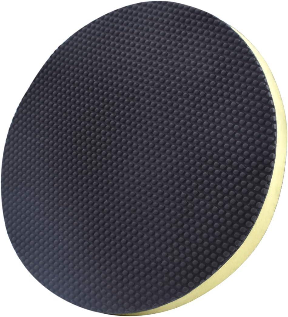 "JIANFA Clay Bar Pad 6"" Fine Grade Clay Pad for Polisher Clay Disc Clay Bar Wipe Foam Pad DA Polisher Pad for Car Detailing, Novel Detailing Tool: Automotive"