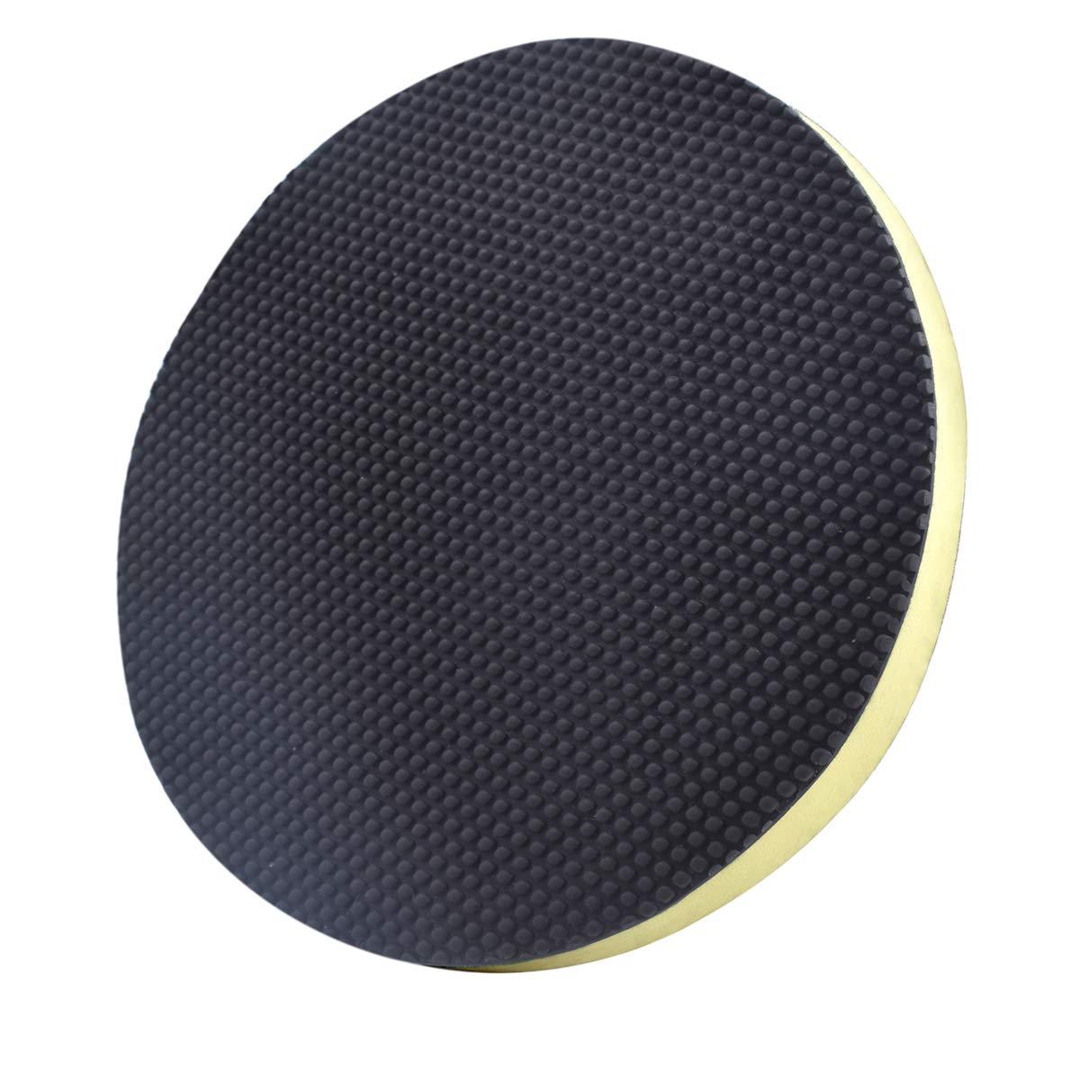"JIANFA Clay Bar Pad 6"" Fine Grade Clay Pad for Polisher Clay Disc Clay Bar Wipe Foam Pad DA Polisher Pad for Car Detailing, Novel Detailing Tool"