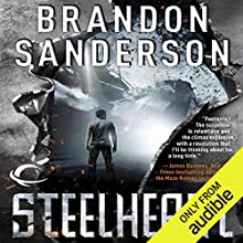 Steelheart: The Reckoners, Book 1 Audiobook by Brandon Sanderson Narrated by MacLeod Andrews