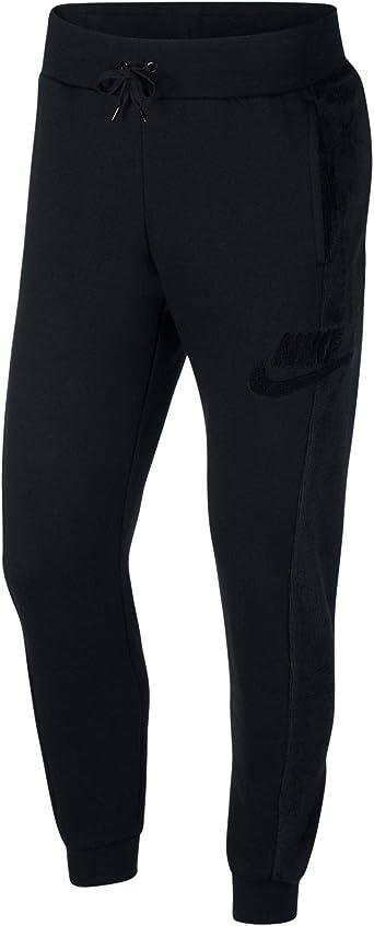 Nike 929130-010 - Pantalones de chándal para hombre (talla estándar), color negro - Negro - Medium: Amazon.es: Ropa y accesorios