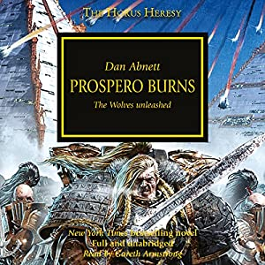 Prospero Burns Audiobook
