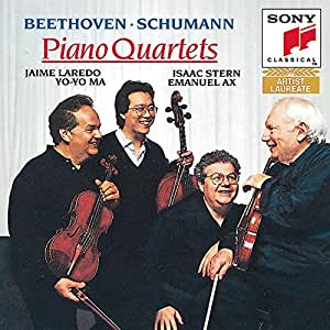Beethoven - Schumann: Piano Quartets