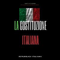 La Costituzione Italiana (Italian Edition) book cover
