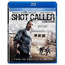 Shot Caller [Bluray + DVD] [Blu-ray] (Bilingual)