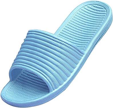 Qianle Unisex Anti-Slip House Sandal