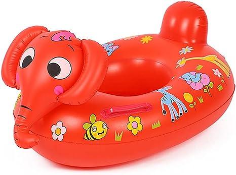 Joyibay Anillo De Baño para Niños Elefante Inflable De Dibujos ...