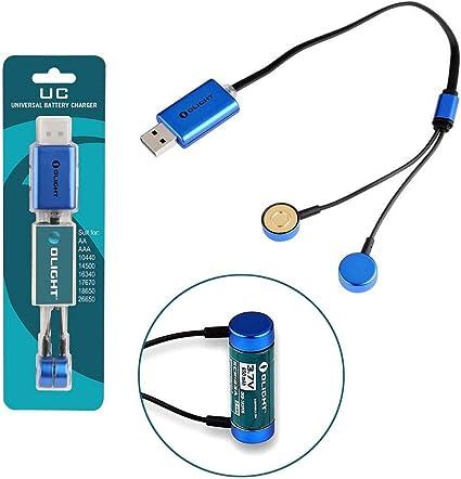Amazon.com: Olight UC Magnetic USB cargador universal para ...