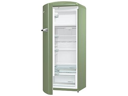 Retro Kühlschrank Havana : Gorenje orb ol l kühlschrank grün amazon elektro großgeräte