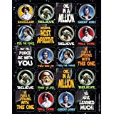 Eureka Star Wars Stickers, Theme (658101)