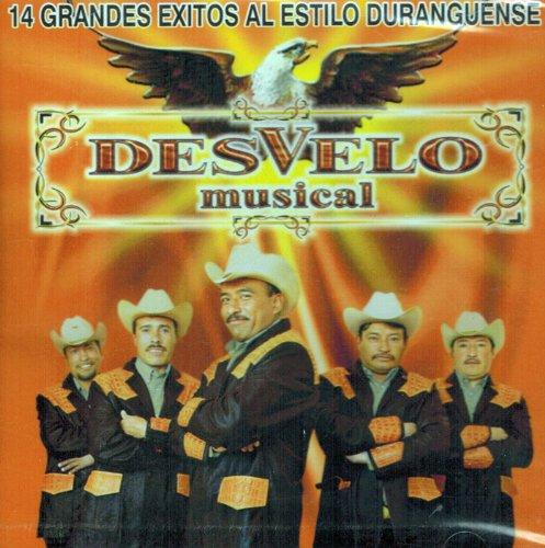 Desvelo Musical ''14 Grandes Al Estilo Duranguense''