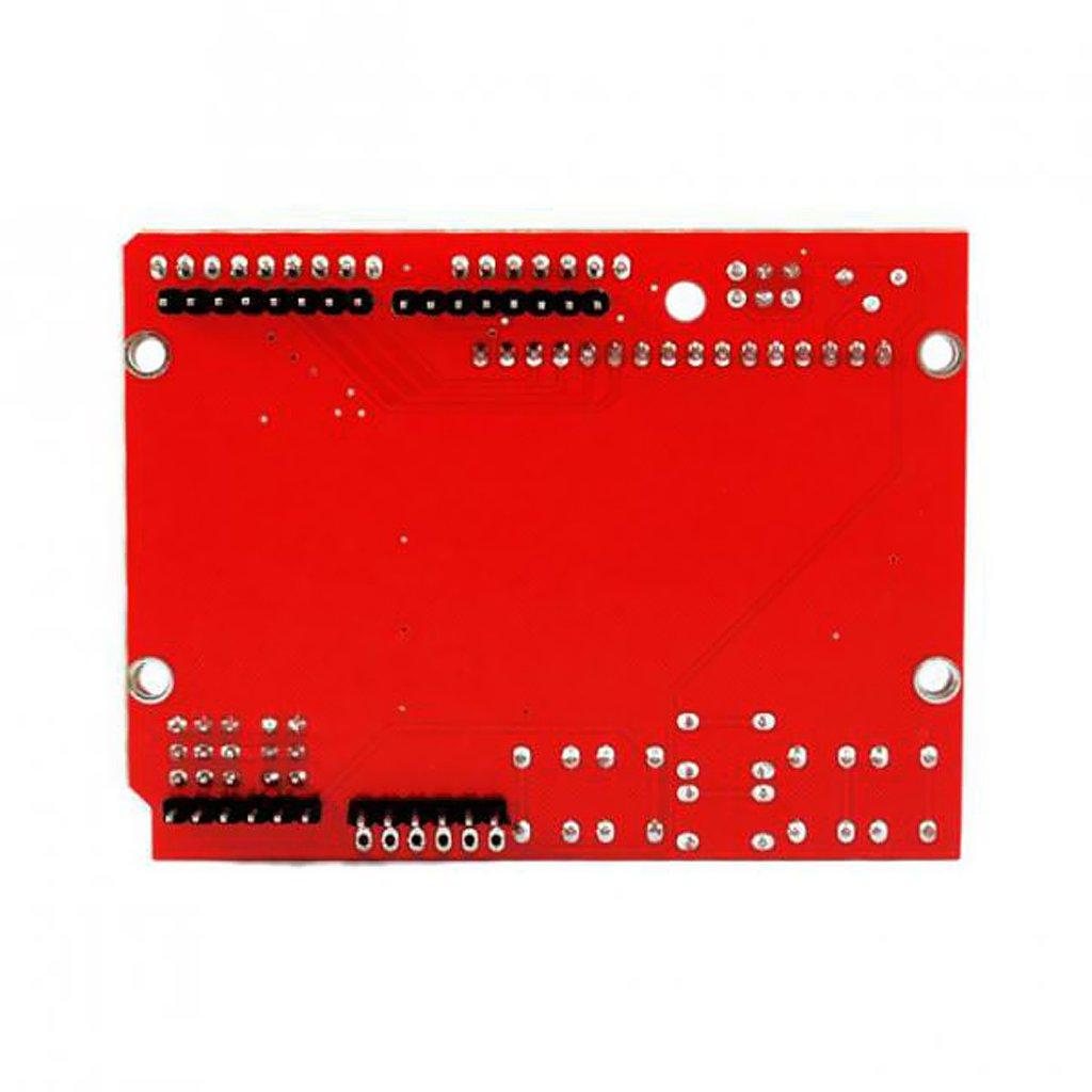 Amazon.com: LCD Keypad Shield, 2x16, 1602, Backlight, for ...
