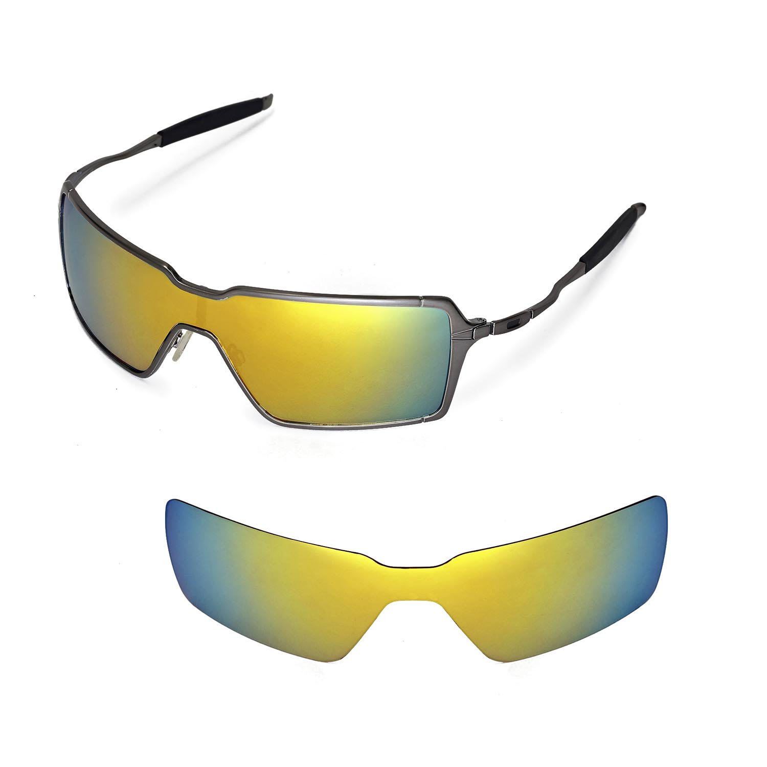 1d6d8b286e4e3 óculos Oakley Probation Polished Gold – Southern California Weather ...