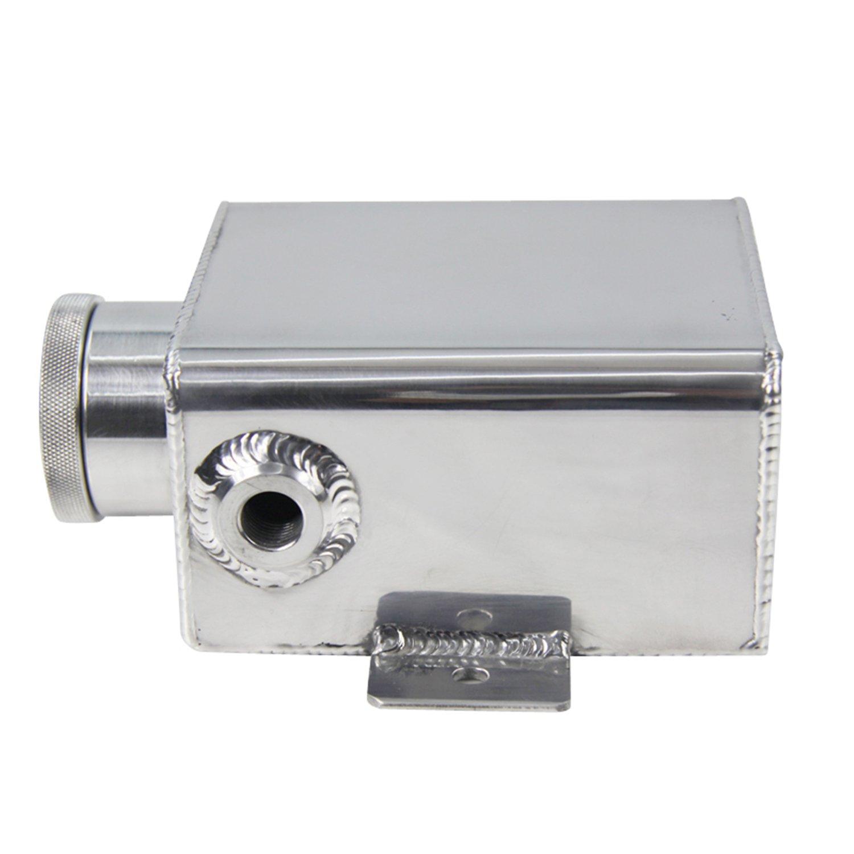 ALLOYWORKS Aluminum Coolant Expansion Catch Tank + Billet Cap by ALLOYWORKS (Image #3)