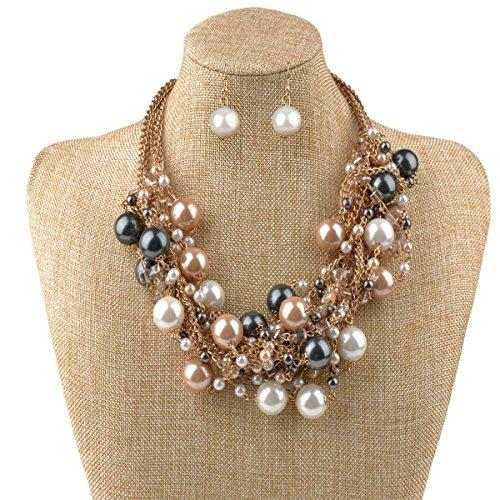 Attractive Chunky Necklaces: Amazon.com EC19