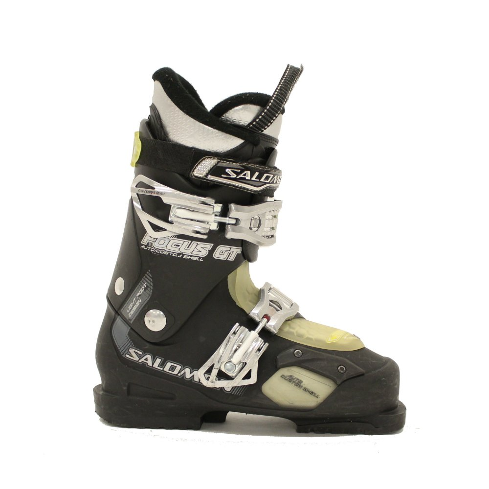 Amazon Com Used Ski Boots >> Amazon Com Used Black Salomon Focus Gt Recreational Ski