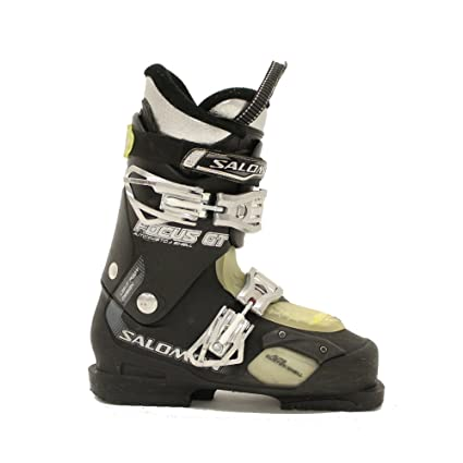 Amazon Com Used Ski Boots >> Amazon Com Used Black Salomon Focus Gt Recreational Ski