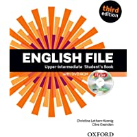 English File third edition: English File Upper-Intermediate Student Book with iTutor