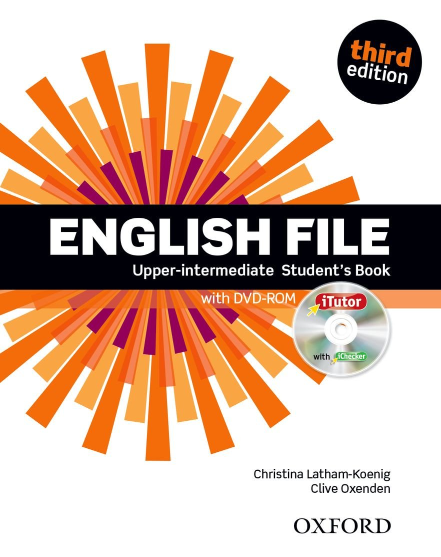 Oxford English File Upper Intermediate Third Edition sur Bookys