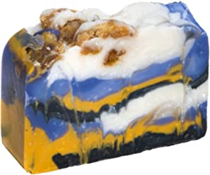 White Tea and Ginger Soap (4Oz) - Handmade Soap Bar with Essential Oils- Organic and All-Natural – by Falls River Soap Company