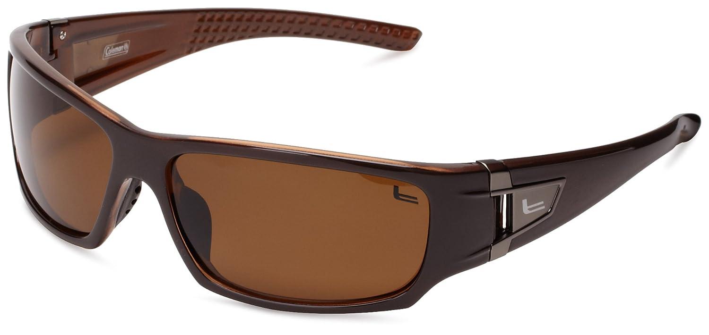Amazon.com: Coleman Grizzly polarizadas Rectangular anteojos ...