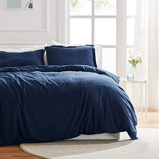 Amazon Com Sleep Zone Bedding Duvet Cover Sets 90x90 Inch