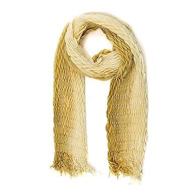 203414360a1 ManuMar - Echarpe - Femme Beige beige taille unique  Amazon.fr ...