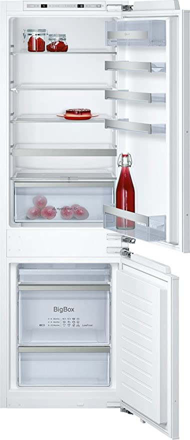 Neff KI6863F30 Integrado 268L A++ Blanco nevera y congelador ...