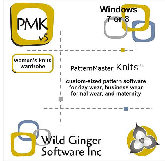 Amazon.com: PatternMaster Knits v6 Sewing Pattern Software