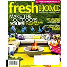 Amazon.com: Fresh Home Magazine - Easy Ideas for Hands-On People: Books