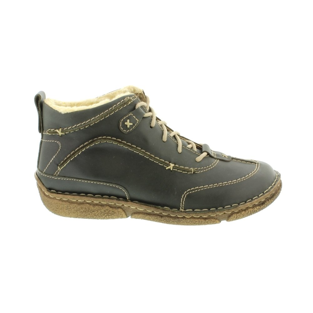 separation shoes online store low cost Josef Seibel Nikki Plush Lined - Forest 42 EU: Amazon.co.uk ...