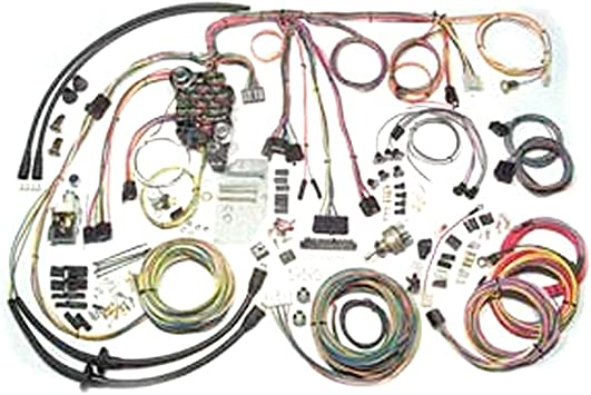 Amazon.com: American Autowire 500434 Classic Update Wiring System for 57  Chevy: AutomotiveAmazon.com