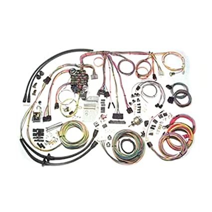 amazon com american autowire 500434 classic update wiring system rh amazon com 57 chevy wiring harness 57 chevy wiring harness