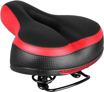 1pc Bike Saddle Mountain Bike Road MTB Comfort Bicycle Cycling Seat Cushion Pad