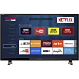 "Sharp LC-40CFG3021KF 40"" LED Smart TV Full HD 1080p With Freeview Play + Netflix"