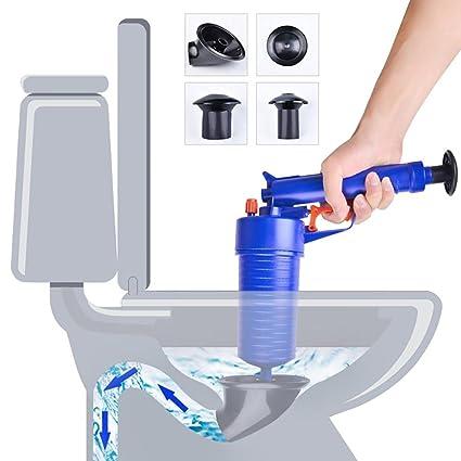 Pompa Per Scarico Lavello Cucina.Oofay Stantuffo Wc Blaster Pompa D Aria Lavello Da Cucina