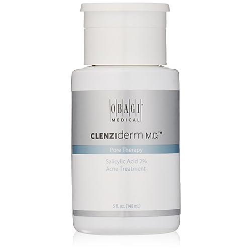 Obagi CLENZIderm M.D. Pore Therapy Salicylic Acid 2% Acne Treatment, 5 fl. oz