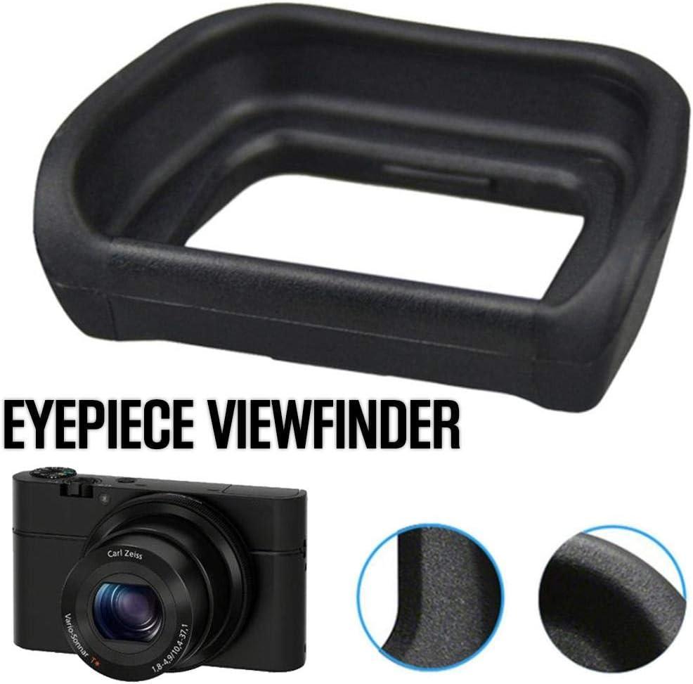 2St. Pro Packung ningxiao586 Weiches Okular//Augenmuschel//Sucher kompatibel f/ür Sony Alpha A6300 NEX6 NEX6 NEX6 NEX7 Kameras Sucher ersetzt Sony FDA-EP10