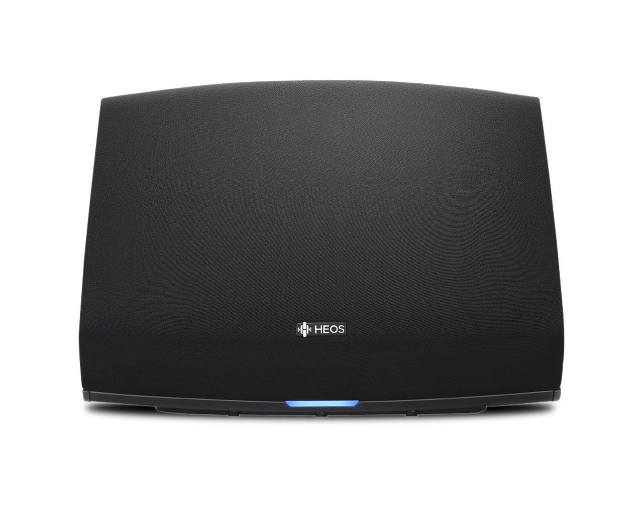 Denon HEOS 5 Wireless Speaker System w/Alexa (Series 2, Black) by Denon
