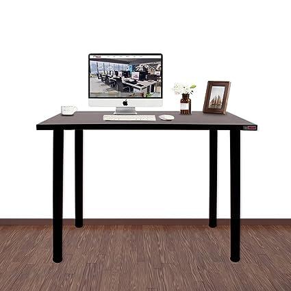 Bon Need Black Walnut Simple Desk Work Desk Table  39 3/8u0027u0027 Length